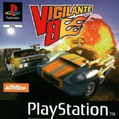 Jaquette de Vigilante 8 PlayStation
