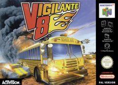 Jaquette de Vigilante 8 Nintendo 64