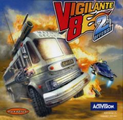 Jaquette de Vigilante 8 : Second Offense Dreamcast