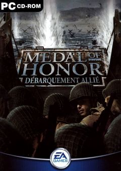 Jaquette de Medal of Honor : D�barquement Alli� PC