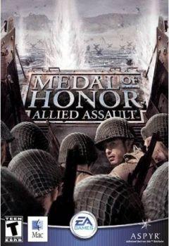 Jaquette de Medal of Honor : Débarquement Allié Mac