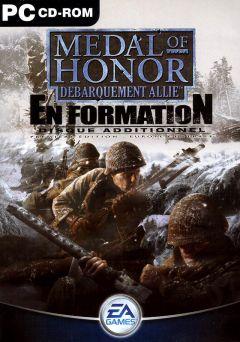 Jaquette de Medal of Honor : Débarquement Allié - En Formation PC