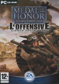 Jaquette de Medal of Honor : Débarquement Allié - L'Offensive PC