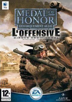 Jaquette de Medal of Honor : Débarquement Allié - L'Offensive Mac