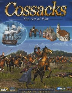 Jaquette de Cossacks : The Art of War PC