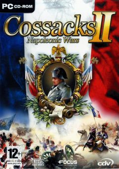 Jaquette de Cossacks II : Napoleonic Wars PC