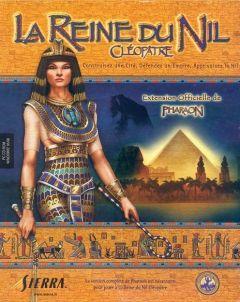 Jaquette de La Reine du Nil : Cléopâtre PC
