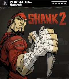 Jaquette de Shank 2 PlayStation 3
