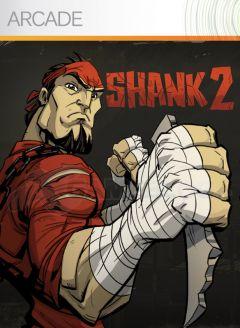 Jaquette de Shank 2 Xbox 360