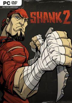 Jaquette de Shank 2 PC