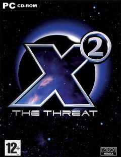Jaquette de X² : The Threat PC