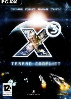 Jaquette de X³ : Terran Conflict PC