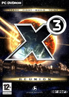 Jaquette de X³ : Reunion PC