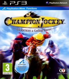 Jaquette de Champion Jockey : G1 Jockey & Gallop Racer PlayStation 3