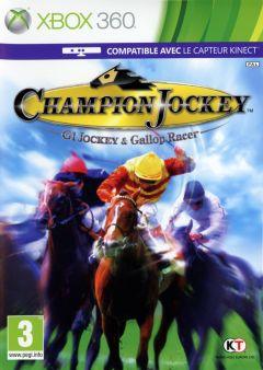 Jaquette de Champion Jockey : G1 Jockey & Gallop Racer Xbox 360