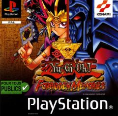 Yu-Gi-Oh! Forbidden Memories (PlayStation)