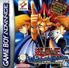 Jaquette de Yu-Gi-Oh! Worldwide Edition : Stairway to the Destined Duel Game Boy Advance