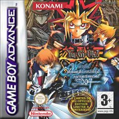 Jaquette de Yu-Gi-Oh! World Championship Tournament 2004 Game Boy Advance