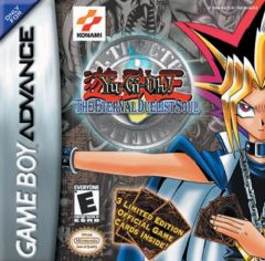 Jaquette de Yu-Gi-Oh! The Eternal Duelist Soul Game Boy Advance