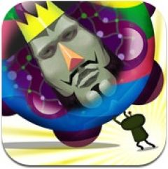 Jaquette de Katamari Amore iPhone, iPod Touch