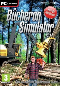 Jaquette de Bûcheron Simulator 2011 PC