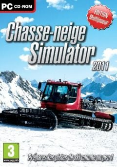 Jaquette de Chasse-neige Simulator 2011 PC