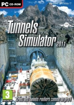 Jaquette de Tunnels Simulator 2011 PC
