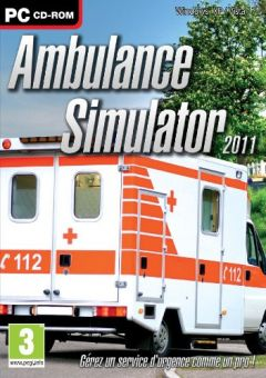 Jaquette de Ambulance Simulator 2011 PC
