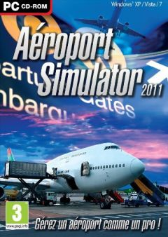 Jaquette de Aéroport Simulator 2011 PC