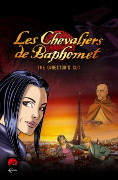 Jaquette de Les Chevaliers de Baphomet : The Director's Cut PC