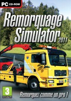 Jaquette de Remorquage Simulator 2011 PC