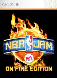 Jaquette de NBA Jam : On Fire Edition Xbox 360