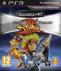 Jaquette de The Jak and Daxter Trilogy PlayStation 3