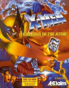 Jaquette de X-Men : Children Of The Atom PC