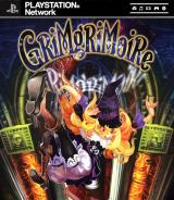 Jaquette de GrimGrimoire PlayStation 3
