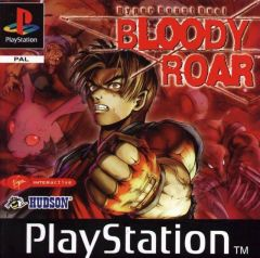 Jaquette de Bloody Roar PlayStation