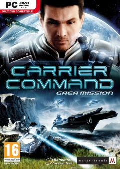 Jaquette de Carrier Command : Gaea Mission PC