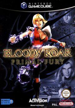 Jaquette de Bloody Roar : Primal Fury GameCube