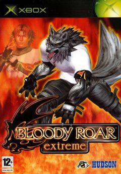 Jaquette de Bloody Roar Extreme Xbox