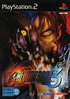 Jaquette de Bloody Roar 3 PlayStation 2