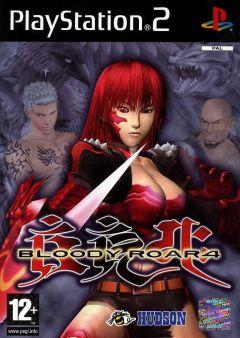 Jaquette de Bloody Roar 4 PlayStation 2