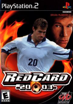 Jaquette de Red Card PlayStation 2