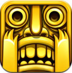 Jaquette de Temple Run iPhone, iPod Touch