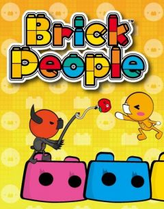 Jaquette de Brick People Arcade