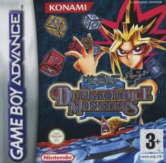 Jaquette de Yu-Gi-Oh! Dungeondice Monsters Game Boy Advance