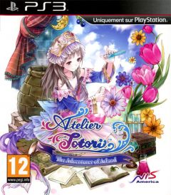 Jaquette de Atelier Totori : The Adventurer of Arland PlayStation 3