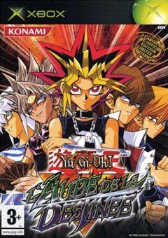 Jaquette de Yu-Gi-Oh! L'Aube de la Destinée Xbox