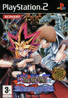 Jaquette de Yu-Gi-Oh! The Duelists of the Roses PlayStation 2