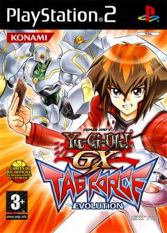 Jaquette de Yu-Gi-Oh! GX Tag Force Evolution PlayStation 2