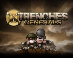 Jaquette de Trenches : Generals Wii
